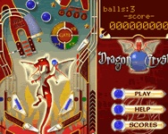 Dragon Crystal Pinball j�t�k